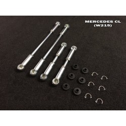 Air suspension lowering kit BMW 7 series G11 G12