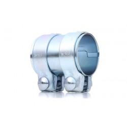 Abrazadera conector sistema escape 63,5mm
